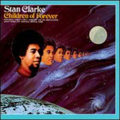 Children Of Forever by CLARKE, STANLEY album cover