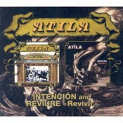 Intencion / Reviure by ATILA album cover