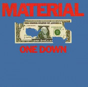 One Down by MATERIAL album cover