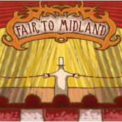 The Drawn and Quartered EP by FAIR TO MIDLAND album cover