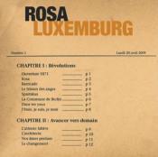 Rosa Luxemburg by ROSA LUXEMBURG album cover