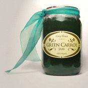 Green Carrot Jam by GRACE, CARY album cover