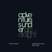 Adventures Under Blacklight by SCARLET UTOPIA album cover