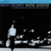 Night Dreamer by SHORTER, WAYNE album cover