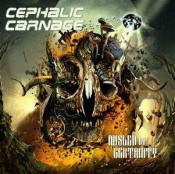 Misled By Certainty by CEPHALIC CARNAGE album cover