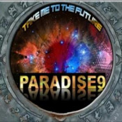 Take Me To The Future by PARADISE 9 album cover