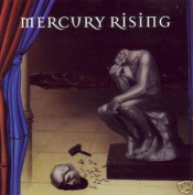 Upon Deaf Ears by MERCURY RISING album cover