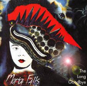 The Long Goodbye  by MORIA FALLS album cover