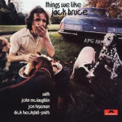 Things We Like by BRUCE, JACK album cover