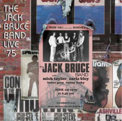 Live '75 by BRUCE, JACK album cover