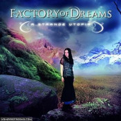 A Strange Utopia by FACTORY OF DREAMS album cover