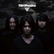 Tri-Offensive by TRI-OFFENSIVE album cover