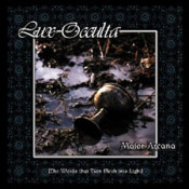 Maior Arcana: (The Words That Turn Flesh Into Light) by LUX OCCULTA album cover