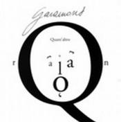 Quant'Altro by GARAMOND album cover
