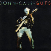 Guts by CALE, JOHN album cover