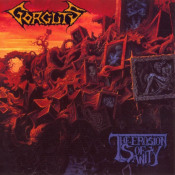The Erosion Of Sanity by GORGUTS album cover