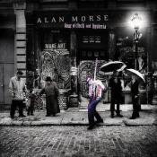 Four O'Clock And Hysteria by MORSE, ALAN album cover