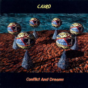 Conflict And Dreams by CAIRO album cover