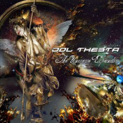 The Universe Expands by DOL THEETA album cover