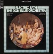 Electric Bath (The Don Ellis Orchestra) by ELLIS, DON album cover