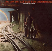 The New Don Ellis Band Goes Underground Featuring Patti Allen by ELLIS, DON album cover
