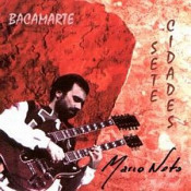 Sete Cidades by BACAMARTE album cover