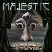V.O.Z. by MAJESTIC album cover