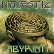 Labyrinth by MAJESTIC album cover