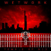 Temple of Red by WETWORK album cover