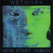 New Start Human by WETWORK album cover