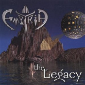 The Legacy by EMPYRIA album cover