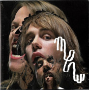 And The Glass Handed Kites by MEW album cover