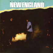 Walking Wild by NEW ENGLAND album cover