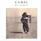 Dust And Dreams by CAMEL album cover