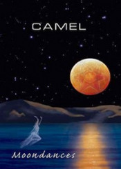 Moondances by CAMEL album cover