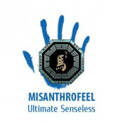 Ultimate Senseless by MISANTHROFEEL album cover