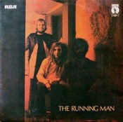 The Running Man by RUNNING MAN, THE album cover