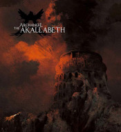 The Akallabeth by ARCHANGEL album cover