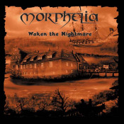 Waken the Nightmare by MORPHELIA album cover