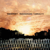 Underground Community by HARVEST album cover