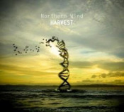 Northern Wind by HARVEST album cover