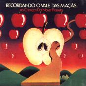 As Crianças Da Nova Floresta by RECORDANDO O VALE DAS MAÇÃS album cover