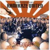 Kamikaze United: Live Gang-Gang by STEENSLAND, SIMON album cover