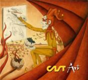 Art by CAST album cover