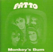 Monkey's Bum by PATTO album cover