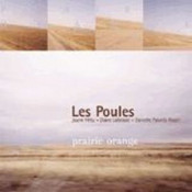 Prairie orange by POULES, LES album cover
