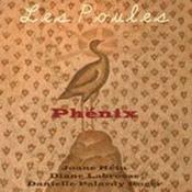 Phénix by POULES, LES album cover