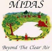 Beyond The Clear Air by MIDAS album cover