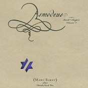 Asmodeus: Book of Angels Volume 7 (Marc Ribot) by MASADA album cover