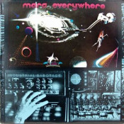 Industrial Sabotage by MARS EVERYWHERE album cover